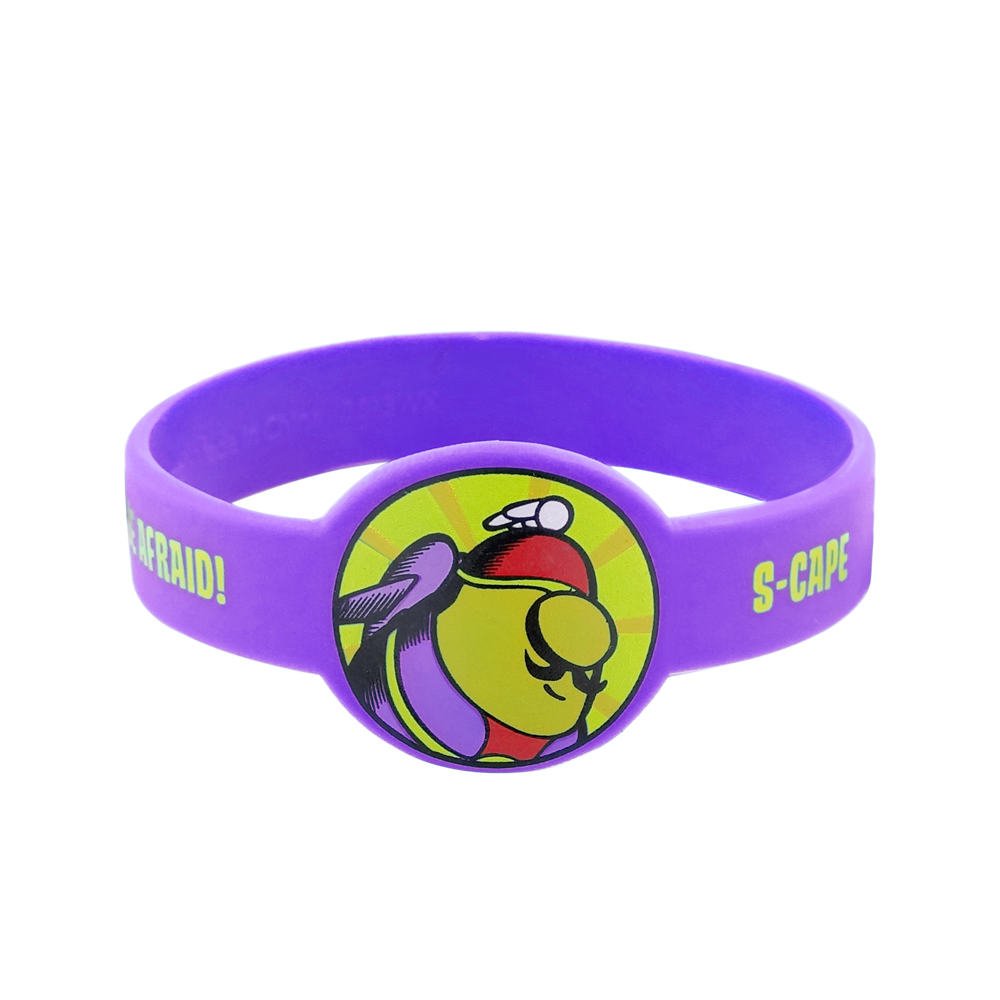 personalized breast cancer bracelets rubber