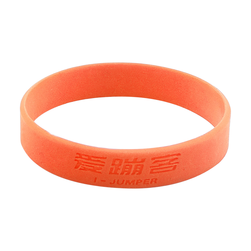cancer rubber bracelets
