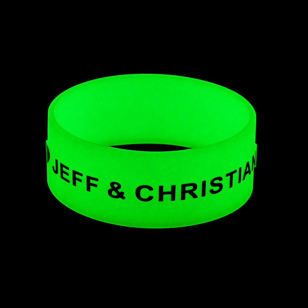 best friend rubber bracelets
